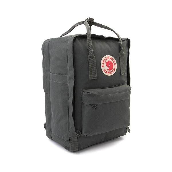 """alternate image alternate view Fjallraven Kanken 15"""" Laptop Backpack - Forest GreenALT4B"""