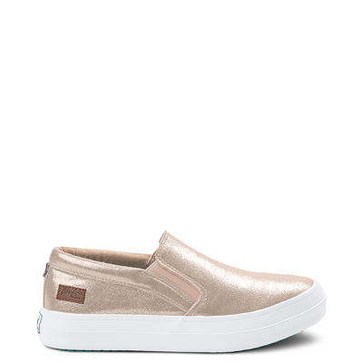 Main view of Womens Blowfish Wicked Platform Slip On Casual Shoe