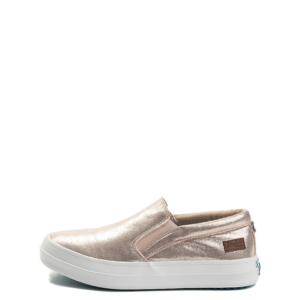 Womens Blowfish Wicked Platform Slip On Casual Shoe