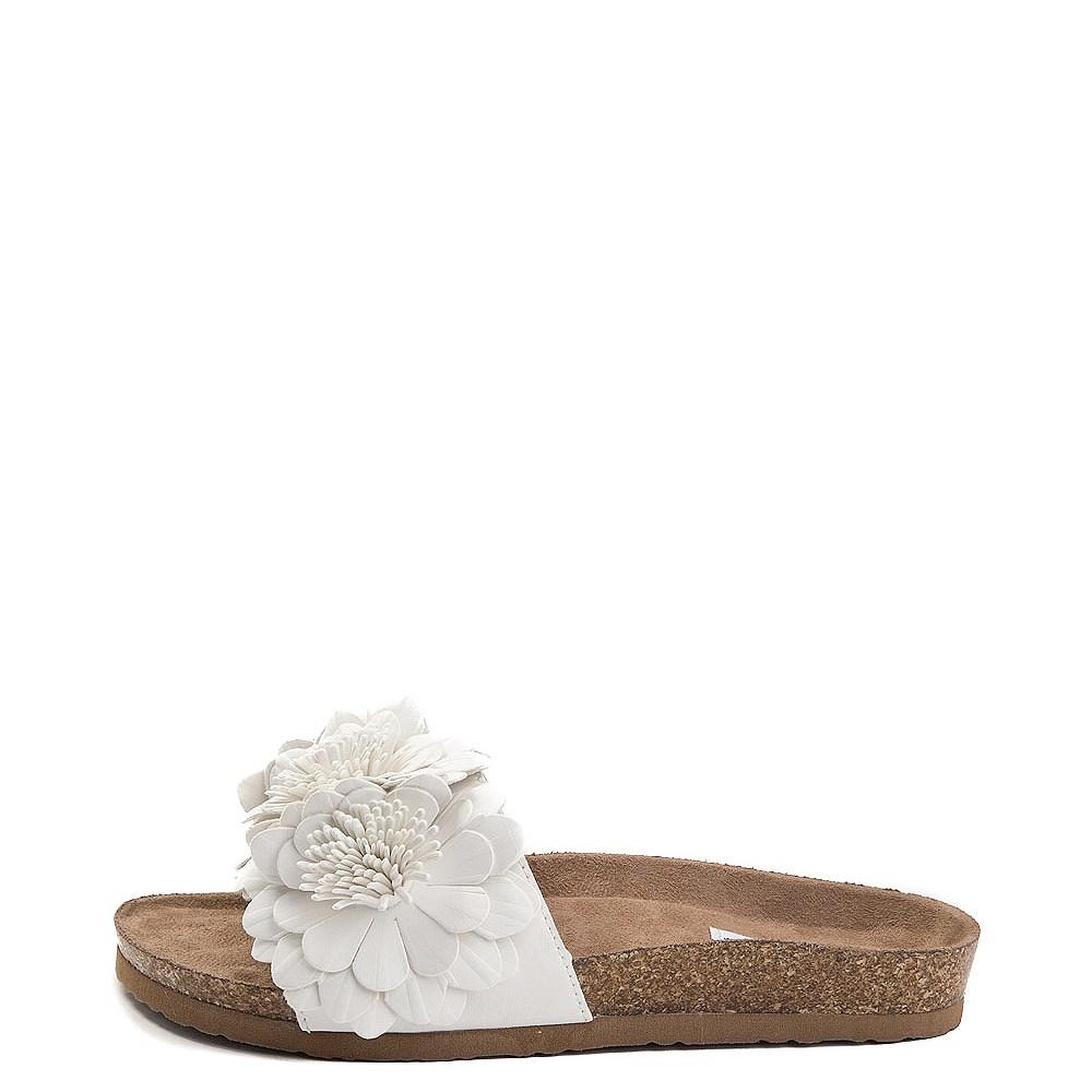 Womens Not Rated Cinnamon Slide Sandal