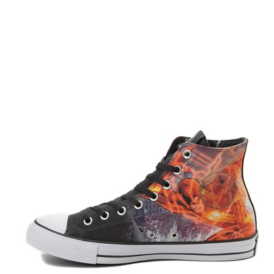 Alternate view of Converse Chuck Taylor All Star Hi DC Comics Flash Sneaker