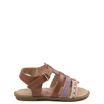 Main view of Petalia Poccah Sandal - Toddler / Little Kid