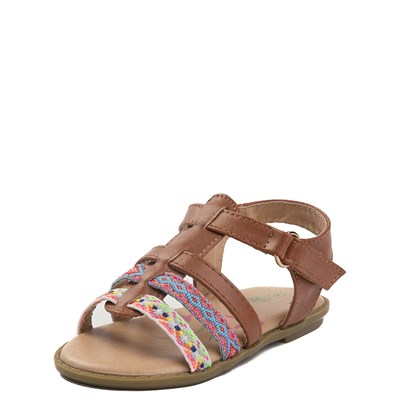 Alternate view of Petalia Poccah Sandal - Toddler / Little Kid
