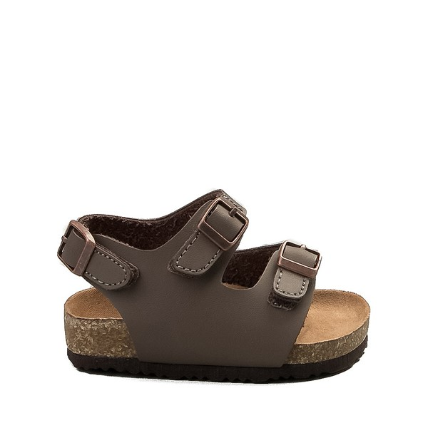 Main view of MIA Footbed Sandal - Baby / Toddler - Mocha
