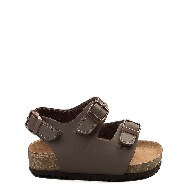 MIA Footbed Sandal - Baby / Toddler - Mocha