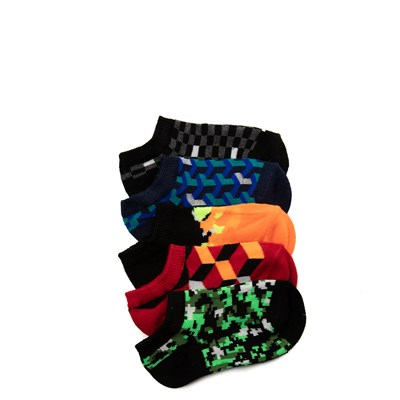 Main view of Digi Glow Socks 5 Pack - Toddler - Multi