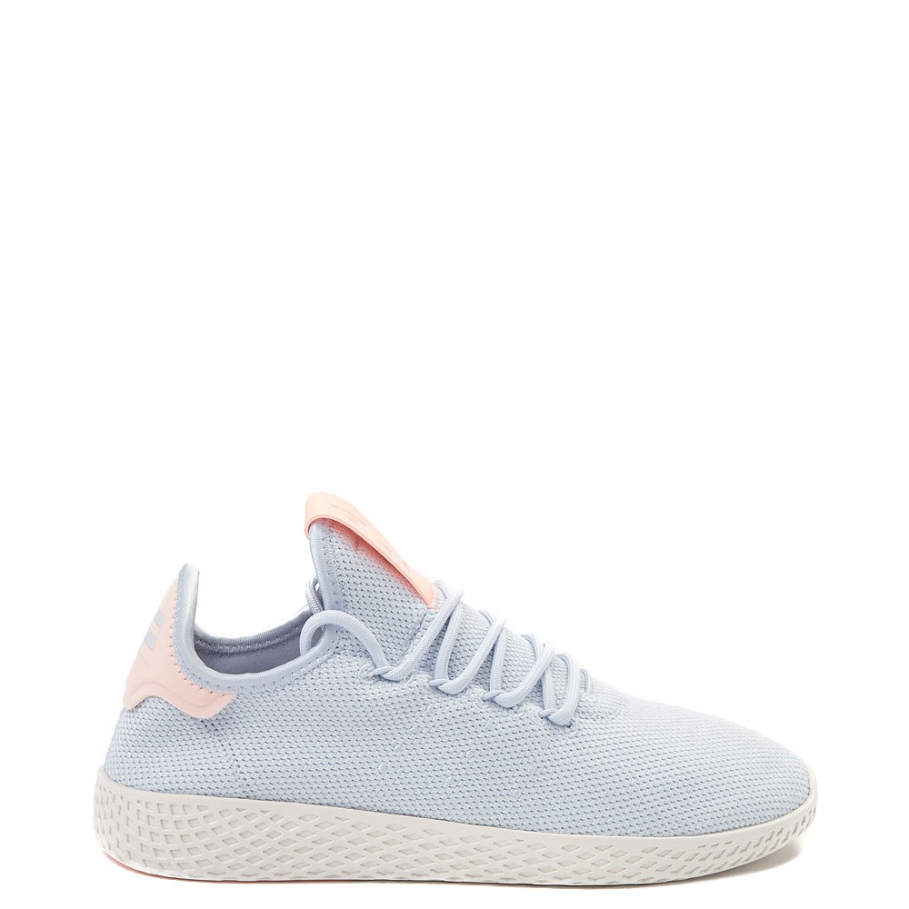 512179987 Womens adidas Pharrell Williams Tennis Hu Athletic Shoe