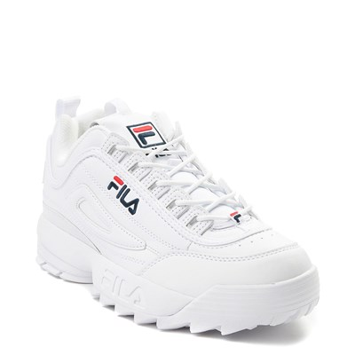 Alternate view of Mens Fila Disruptor 2 Premium Athletic Shoe - White