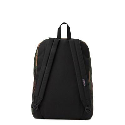 Alternate view of Jansport Superbreak Surplus Camo Backpack