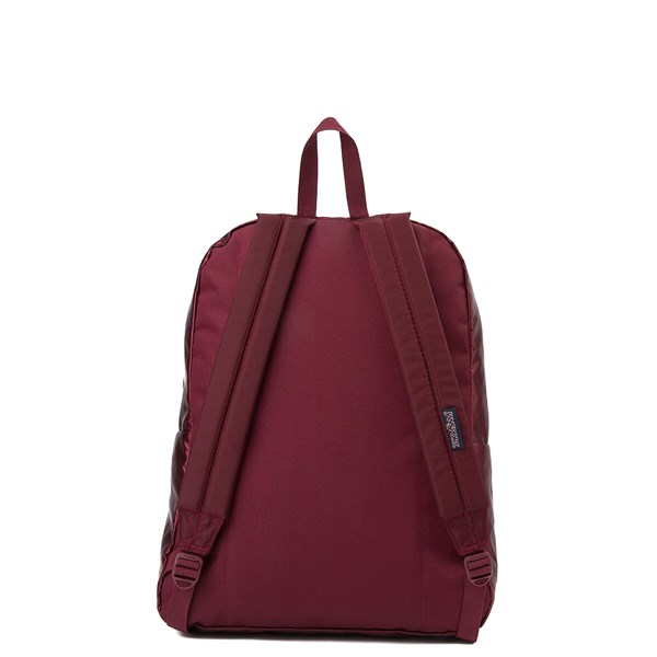 alternate image alternate view Jansport High Stakes Satin BackpackALT1