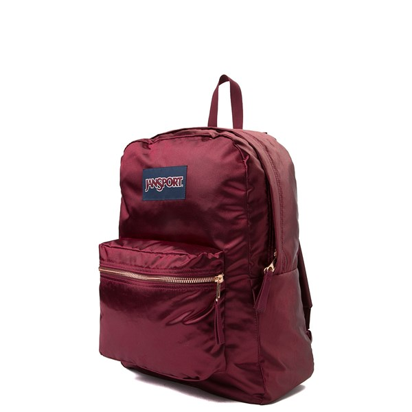 alternate image alternate view Jansport High Stakes Satin BackpackALT2