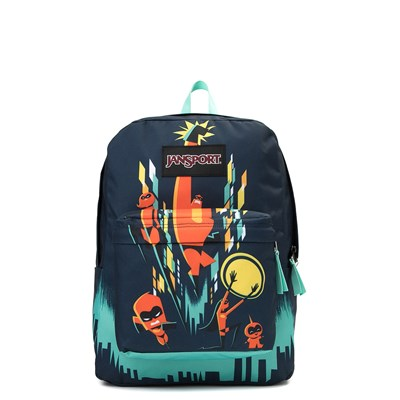 Main view of JanSport High Stakes Incredibles Backpack