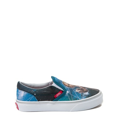 Main view of Vans Slip On Marvel Avengers Groot Skate Shoe - Little Kid