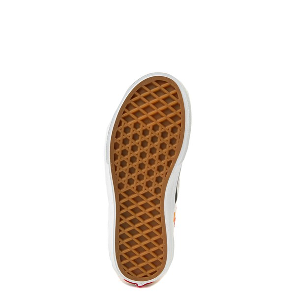 alternate image alternate view Vans Slip On Rainbow Chex Skate Shoe - Little Kid / Big KidALT5