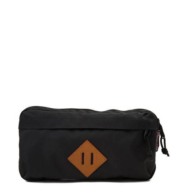 Main view of JanSport Waisted Travel Pack - Black