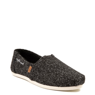 Alternate view of Womens TOMS Classic Felt Slip On Casual Shoe