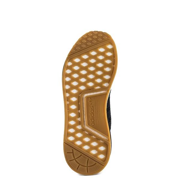 alternate image alternate view Mens adidas NMD R1 Athletic Shoe - Black / GumALT3