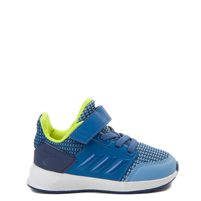 Main view of adidas RapidaRun Athletic Shoe - Baby - Toddler