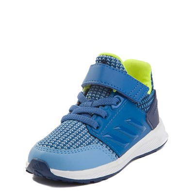 Alternate view of adidas RapidaRun Athletic Shoe - Baby - Toddler