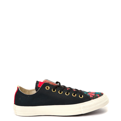 Main view of Womens Converse Chuck Taylor All Star Lo Floral Sneaker