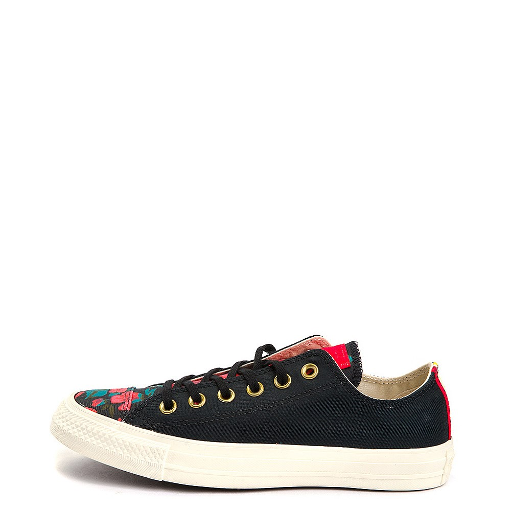 Womens Converse Chuck Taylor All Star Lo Floral Sneaker