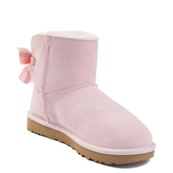 alternate image alternate view Womens UGG® Mini Customizable Bailey Bow II BootALT3