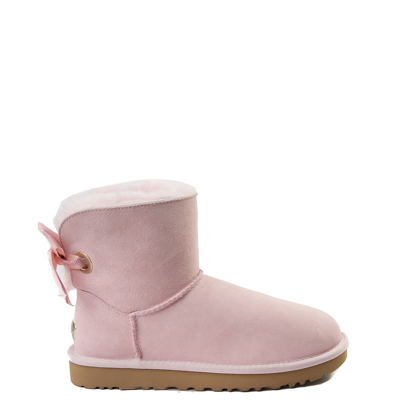 Main view of Womens UGG® Mini Customizable Bailey Bow II Boot