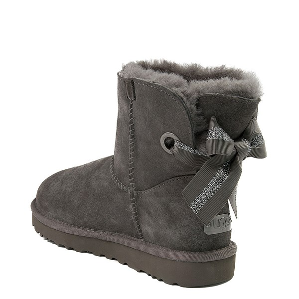 alternate image alternate view Womens UGG® Mini Customizable Bailey Bow II BootALT2