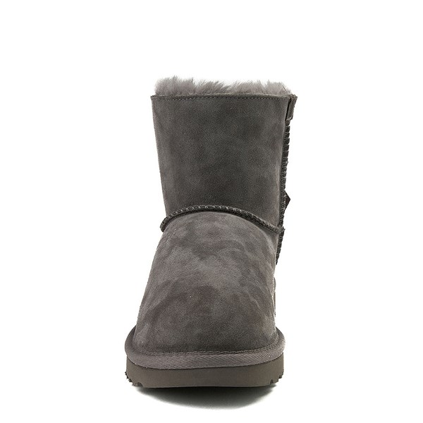 alternate image alternate view Womens UGG® Mini Customizable Bailey Bow II BootALT4