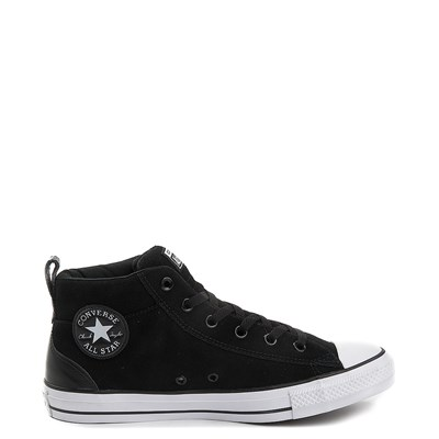 Alternate view of Converse Chuck Taylor All Star Street Mid Suede Sneaker