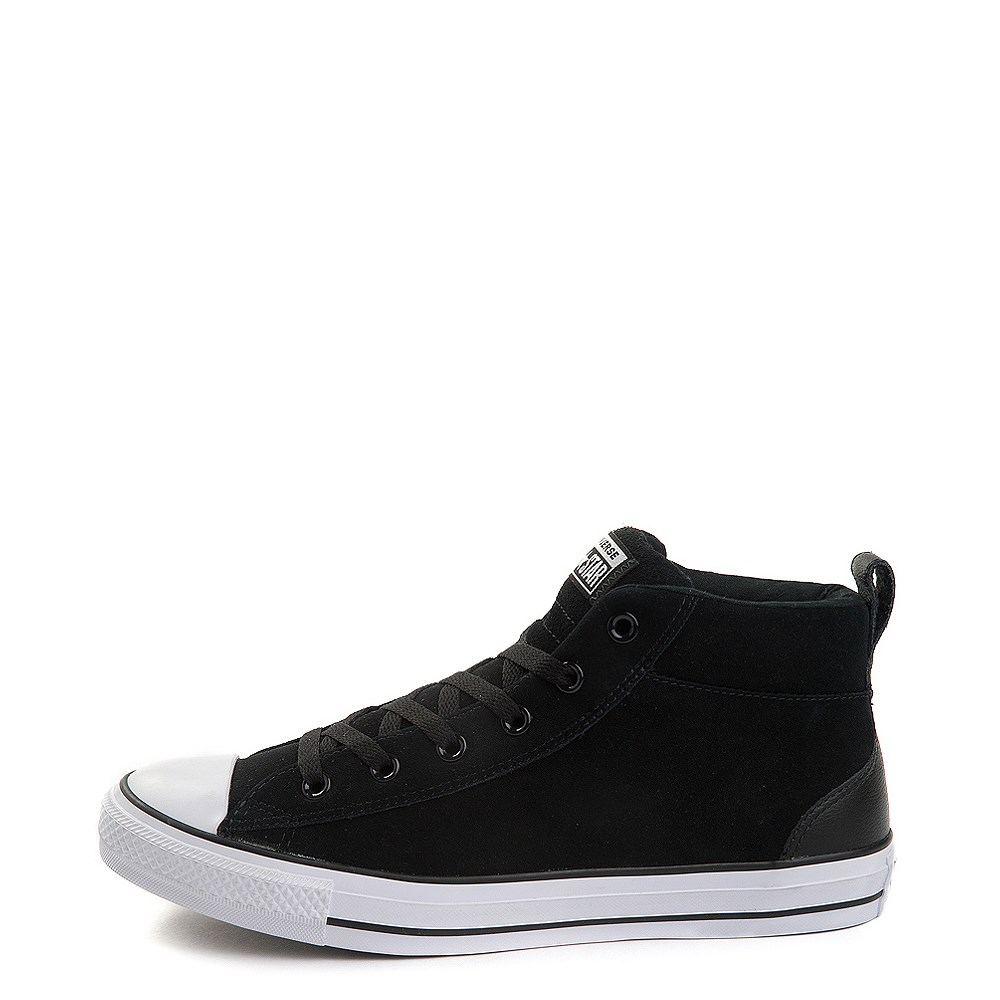 Converse Chuck Taylor All Star Street Mid Suede Sneaker