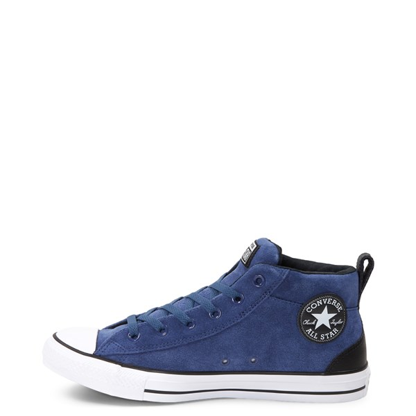 alternate image alternate view Converse Chuck Taylor All Star Street Mid Suede SneakerALT1