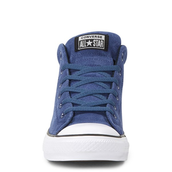 alternate image alternate view Converse Chuck Taylor All Star Street Mid Suede SneakerALT4
