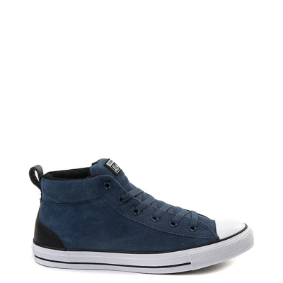 Main view of Converse Chuck Taylor All Star Street Mid Suede Sneaker