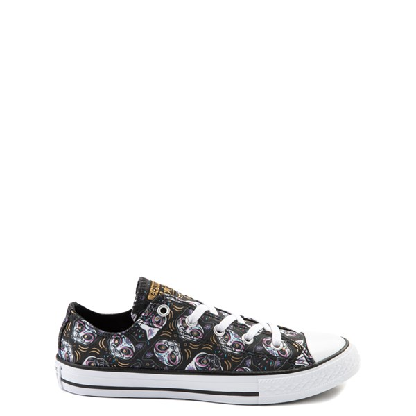 e72ecf6f36 Converse Chuck Taylor All Star Lo Sugar Skull Cats Sneaker - Little ...