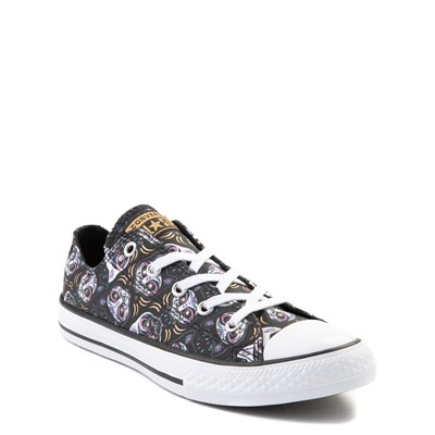 Alternate view of Converse Chuck Taylor All Star Lo Sugar Skull Cats Sneaker - Little Kid