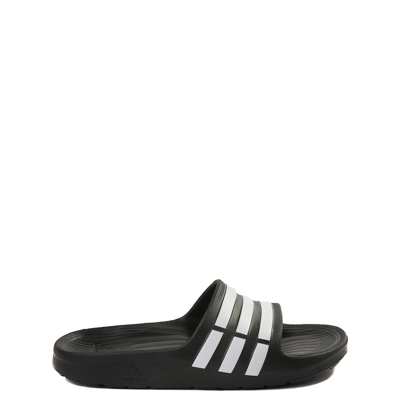 Main view of adidas Duramo Slide Sandal - Big Kid / Little Kid