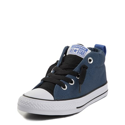 Alternate view of Converse Chuck Taylor All Star Street Mid Sneaker - Little Kid