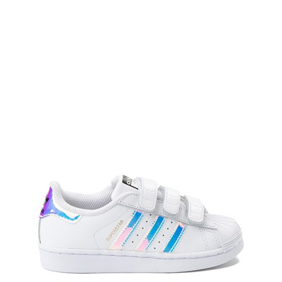 Main view of adidas Superstar CF Athletic Shoe - Little Kid