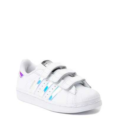 Alternate view of adidas Superstar CF Athletic Shoe - Little Kid