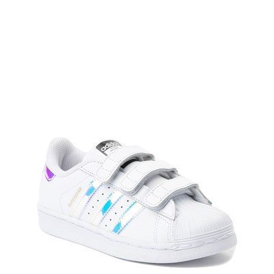 Alternate view of adidas Superstar CF Athletic Shoe - Toddler