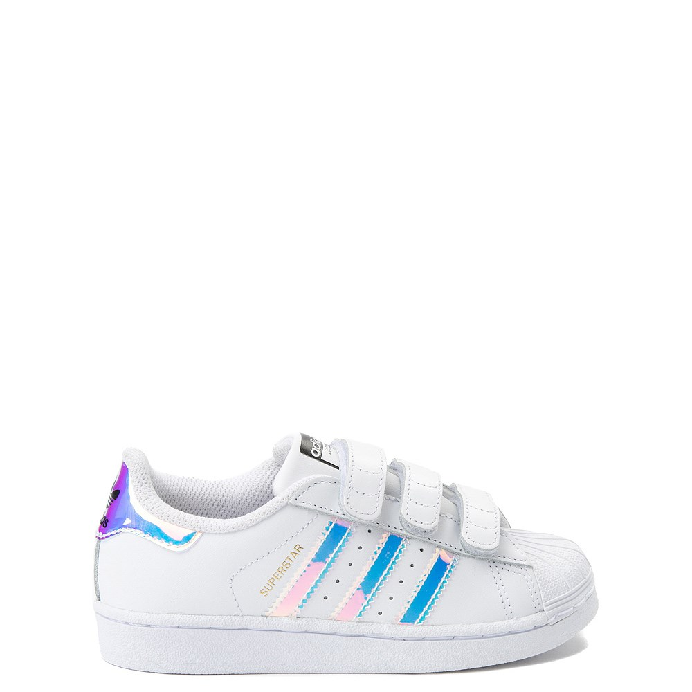 adidas Superstar CF Athletic Shoe - Toddler