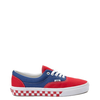 Main view of Vans Era BMX Chex Skate Shoe