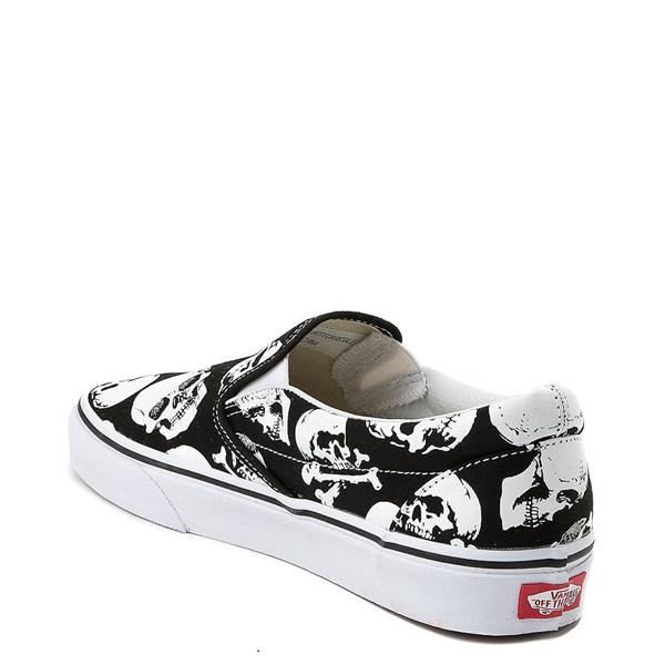alternate image alternate view Vans Slip On Skulls Skate ShoeALT2