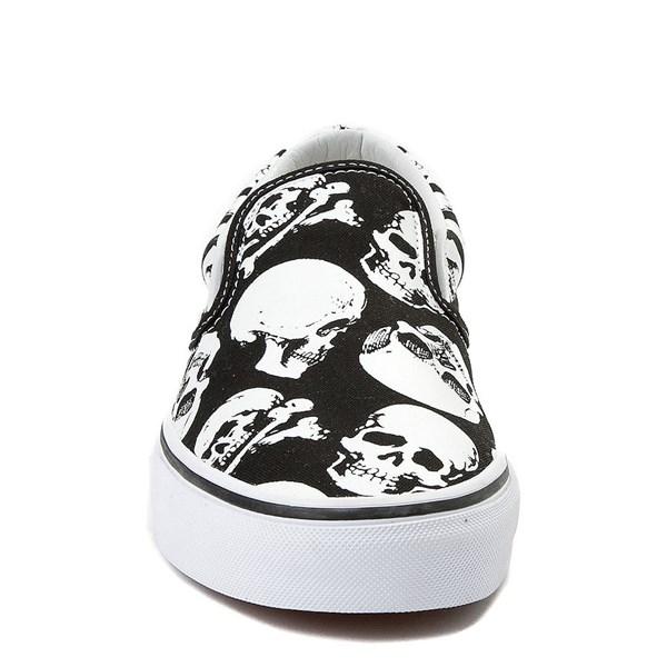 alternate image alternate view Vans Slip On Skulls Skate ShoeALT4