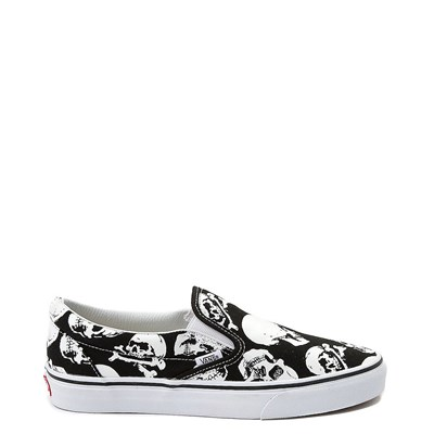 Main view of Vans Slip On Skulls Skate Shoe