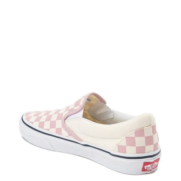alternate image alternate view Vans Slip On Chex Skate ShoeALT2