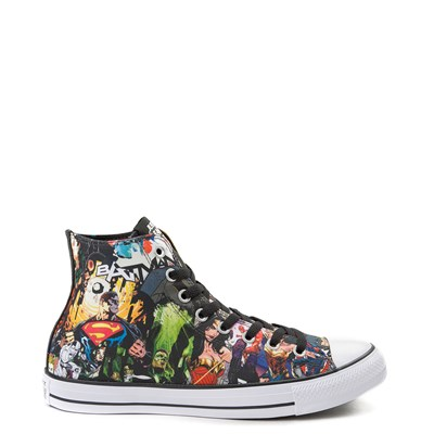 Main view of Converse Chuck Taylor All Star Hi DC Comics Justice League Sneaker