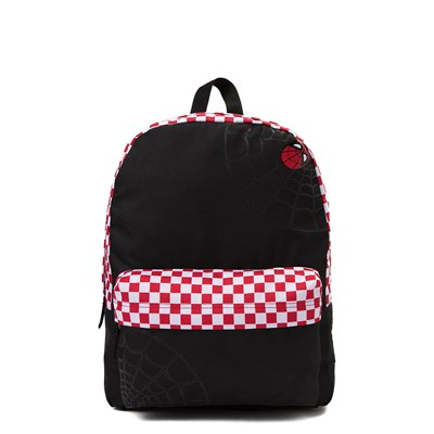 Main view of Vans Marvel Spider-Man Realm Backpack