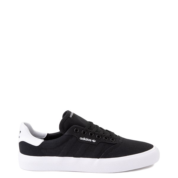 Main view of Mens adidas 3MC Skate Shoe - Black